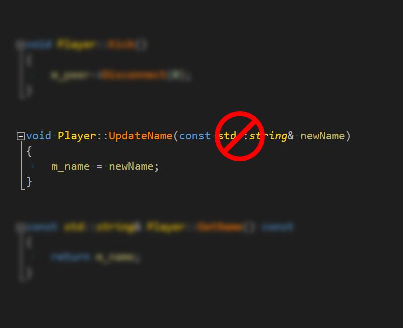 C++ Moderne - Le passage d'objets par argument